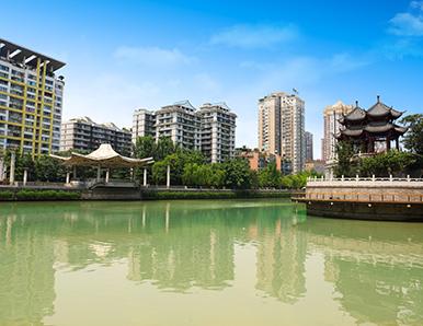 合江亭至东门大桥段河道亲水空间打造项目