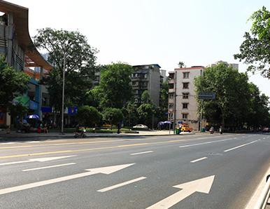 九里堤南、中、北路综合整治雷竞技官网项目