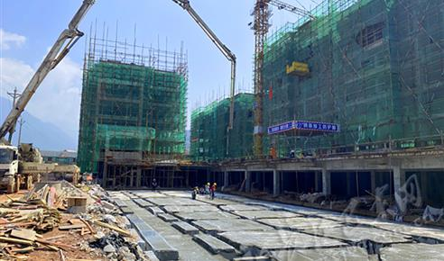 完成总产值3.8亿元 高铁新区城中村棚户区改造建设...